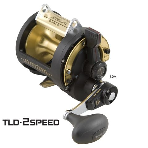 Shimano TLD 2 Speed