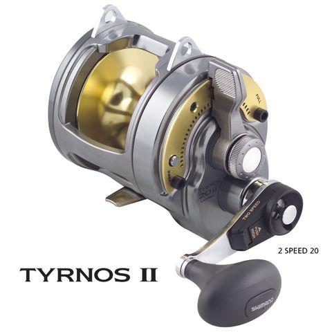 Shimano Tyrnos 2 Speed