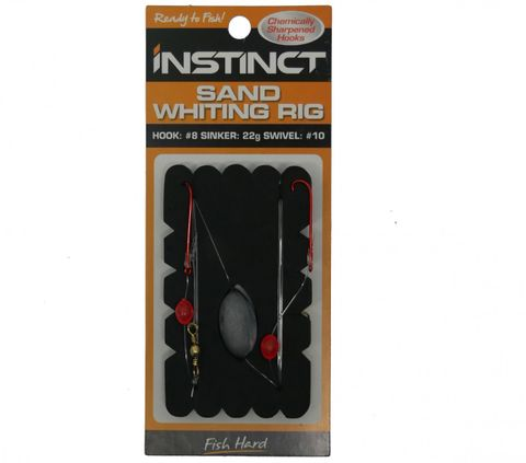 Instinct Rig Sand Whiting 8#