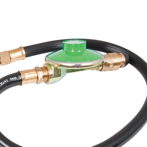 Companion Low Pressure POL Regulator and Hose 900m