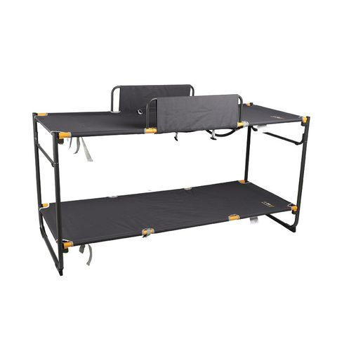 Oz Trail Deluxe Double Bunk Bed