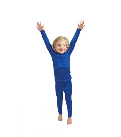 360 Polypro Active Thermal Kids - Top