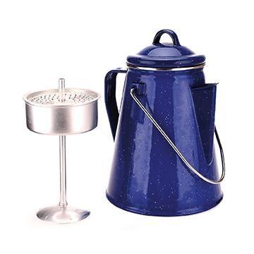 Oz Trail Enamel Coffee Pot