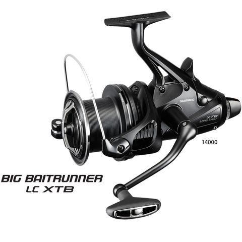 Shimano Big Baitrunner 14000XTB LC