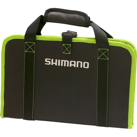Shimano Jig Case - Black/Green