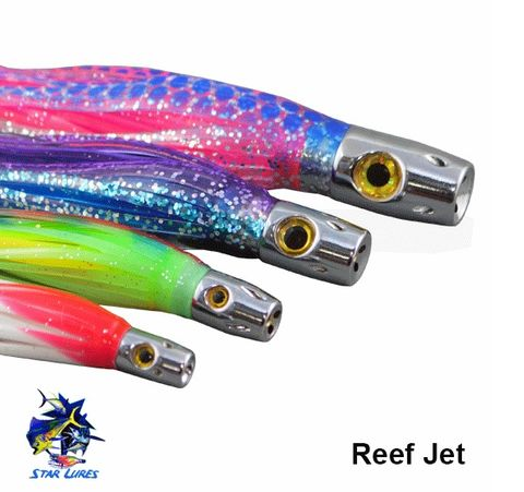 Star Lures Reef Jet