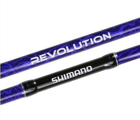 Shimano Revolution Spin