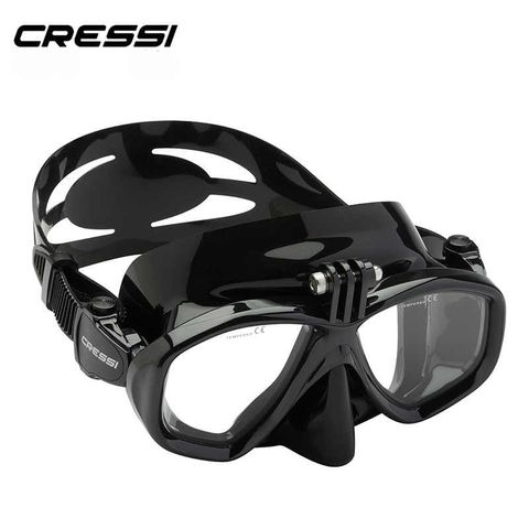 Cressi Action Mask Black