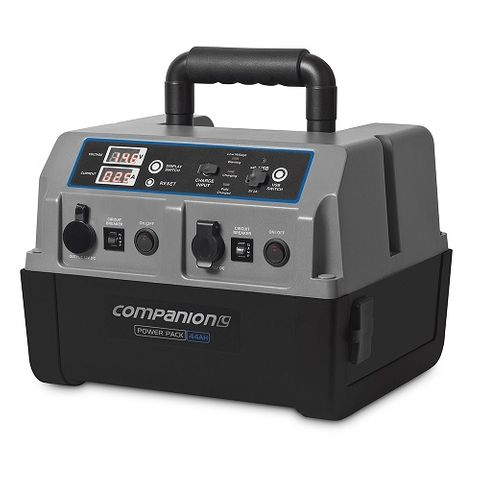 Portable Power Pack 44AH