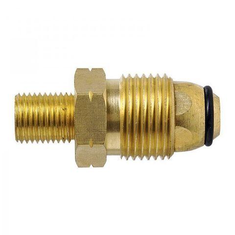 "Companion POL Cylinder Adaptor to 1/4"" BSP"