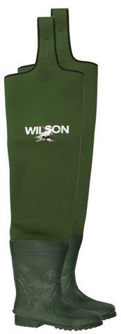 Wilson Neoprene Waders 4mm Size 8