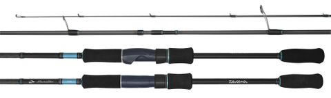 Daiwa Emeraldas 83ML Spin Rod