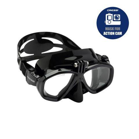 Cressi Action Mask - Black