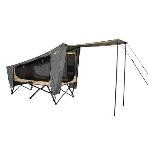 Easy Fold Stretcher Tent - Single