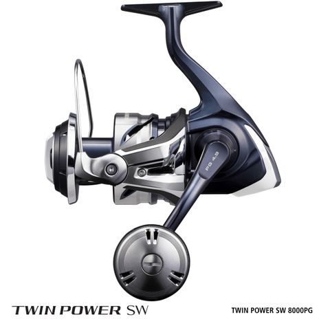 Shimano Twin Power SW C