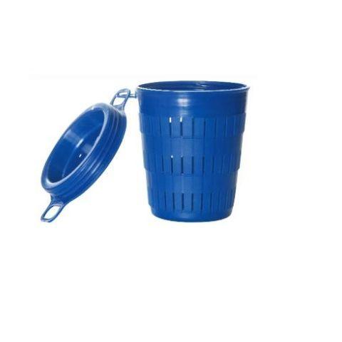 Neptune Blue Screw Top Berley Pot