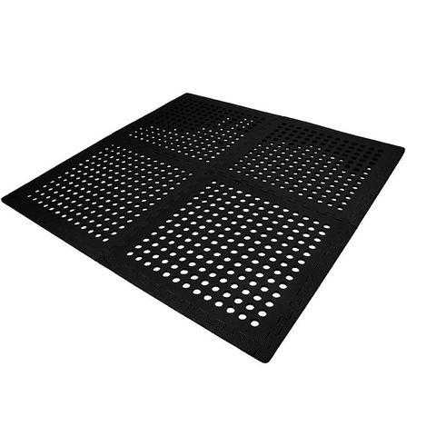 OZtrail Foam Floor Mat - Black
