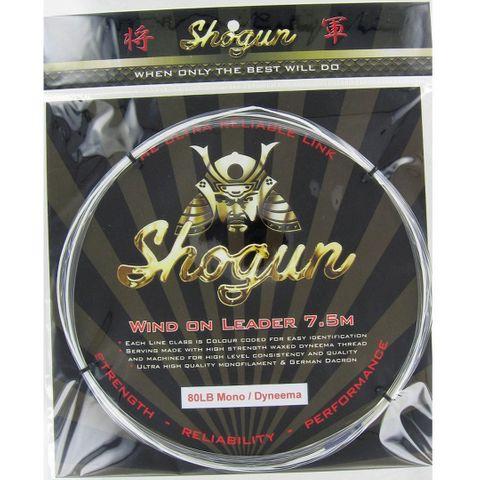 Shogun Wind-on leader
