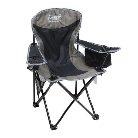 Coleman Chair Quad Kids Cooler Arm