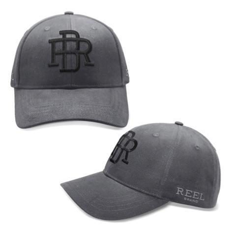 Reel Brand TW Standard Cap Grey