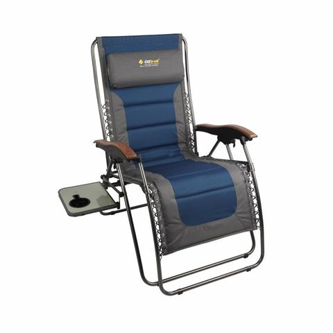 Oz Trail Sun Lounge Jumbo Chair