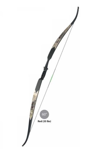 Snake Longbow 35lb CAMO