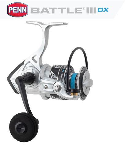 Penn Battle III DX