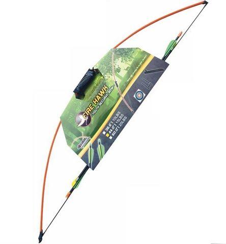 Fire Hawk Recurve Bow Set