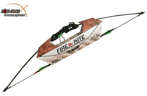 """Fire Kite 44"""" Fibreglass Bow Set"""