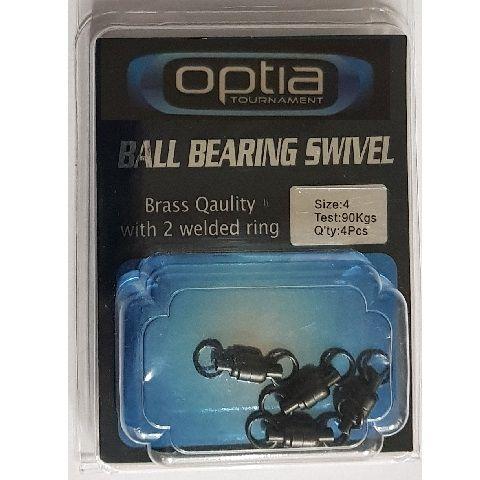 Optia Brass Ball Bearing