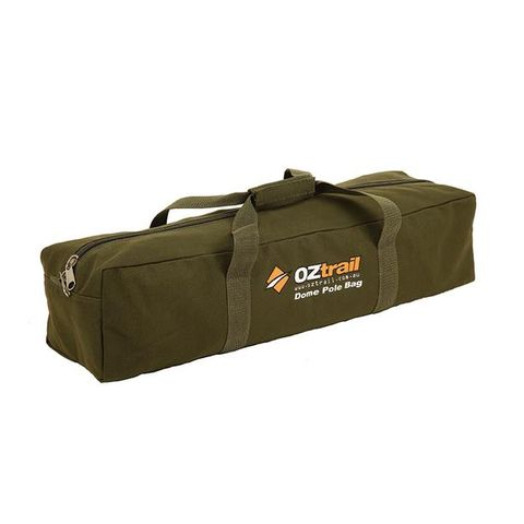 Oz Trail Canvas Dome Pole Bag