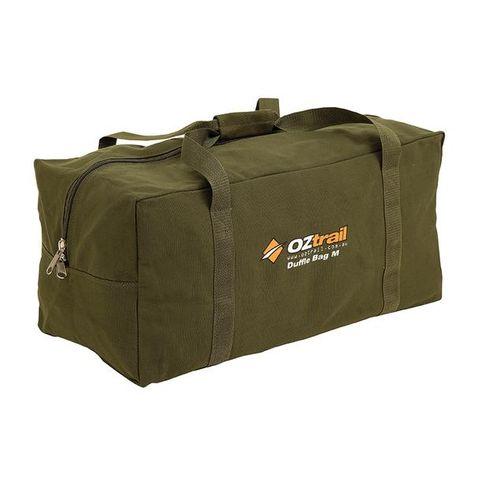 OZtrail Canvas Duffle Bag