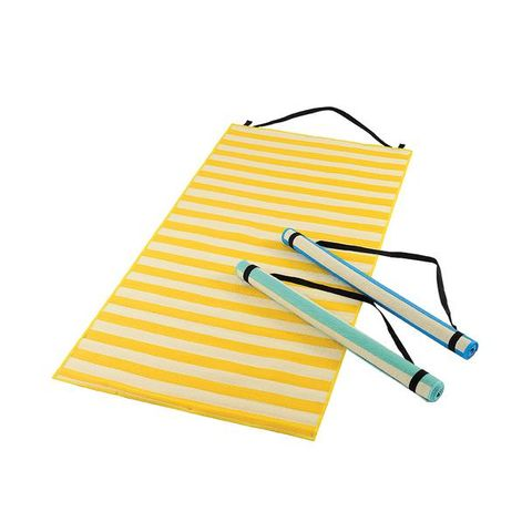 Oz Trail  Beach Mat Stripe