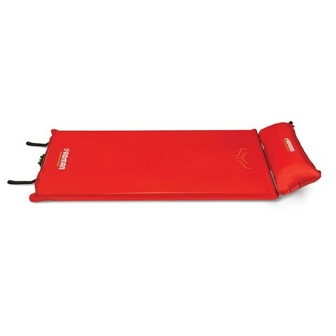 Tornado Mat Red 7cm with Pillow Plus