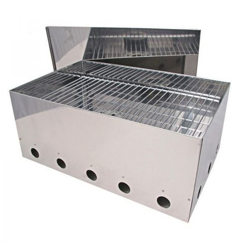 Companion Fish Smoker S/S Rectangular