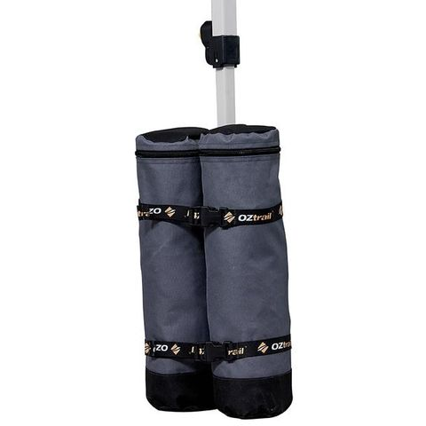 Oz Trail Gazebo Commercial Sand Bag Kit (1)