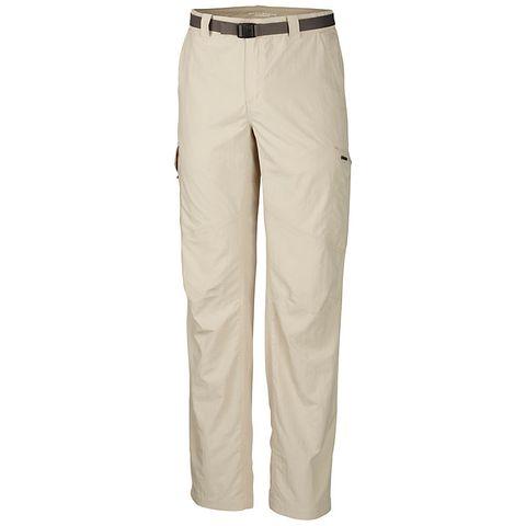 Columbia Men's Silver Ridge Cargo Pants 34 Fossil