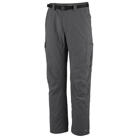 Columbia Men's Silver Ridge Cargo Pants 32 Gravel