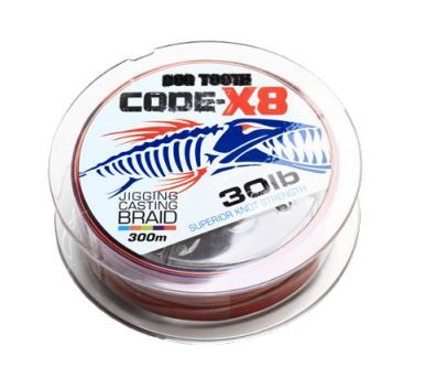 Dog Tooth Code X8 Jigging