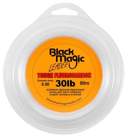 Black Magic Tough Flurocarbon 30LB