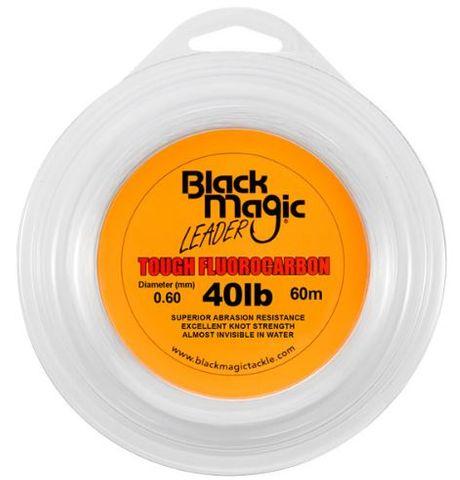 Black Magic Tough Flurocarbon 40LB