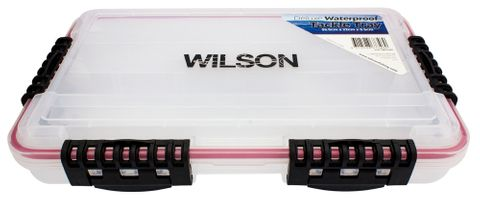 Wilson Deluxe Tackle Tray Large 38x8