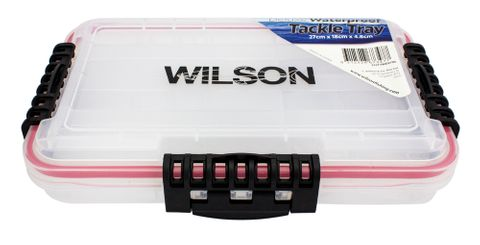 Wilson Deluxe Tackle Tray