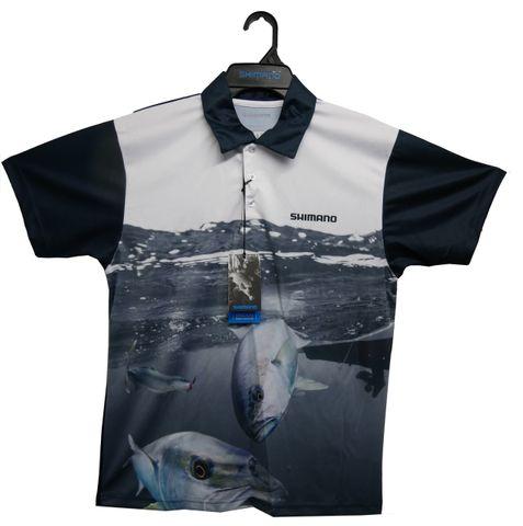 Shimano Coltsniper Kingfish S/S Shirt