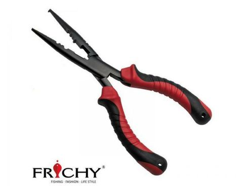 "Frichy Split Ring Pliers 7"" S/Nose"