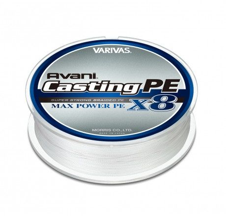 Varivas Casting MAX PE X8