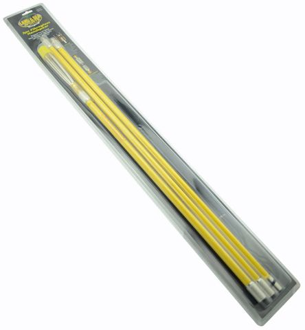 Land & Sea F/Glass 12mm 3pc H/Spear 2.0m