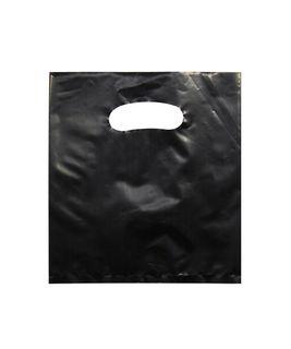 BABY BLACK LDPE DIE CUT BAGS
