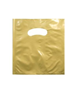 BABY GOLD LDPE DIE CUT BAGS