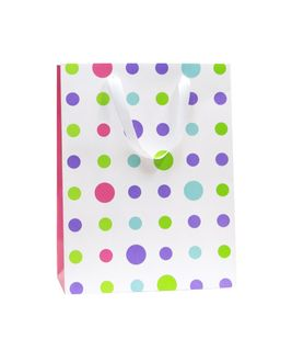MANHATTAN BRIGHTS MEDIUM POLKA DOT